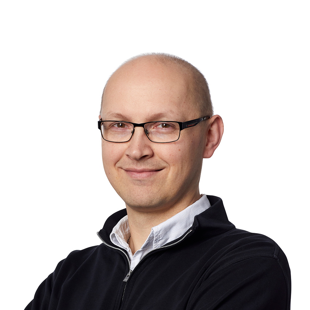 Bartosz Debski - Head of IT Ops and Security