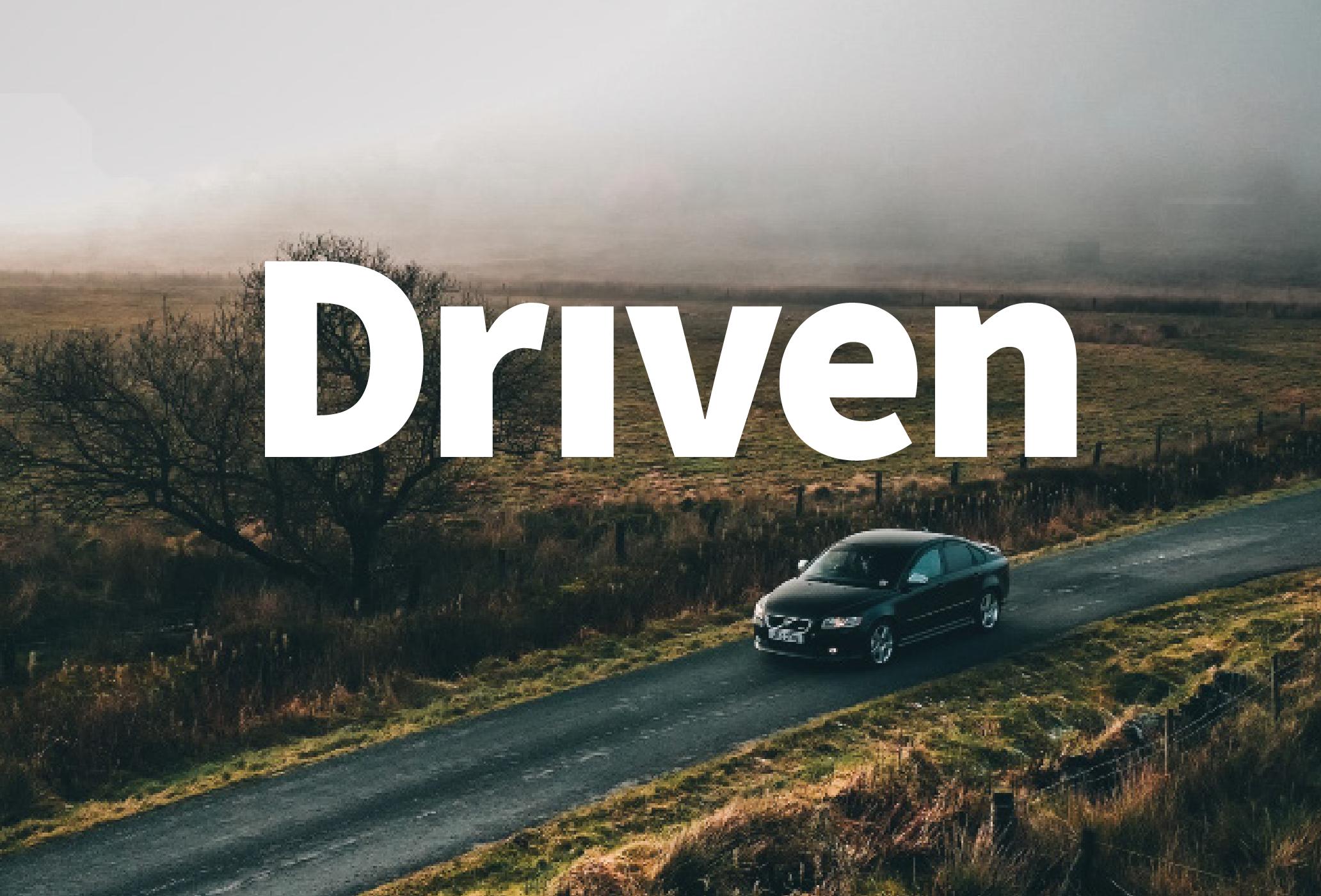 Driven #5 June 2020