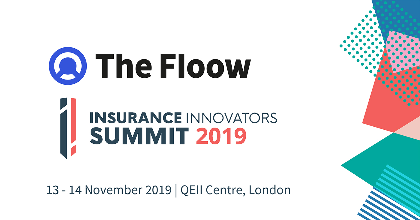 The Floow logo with Insurance Innovators logo