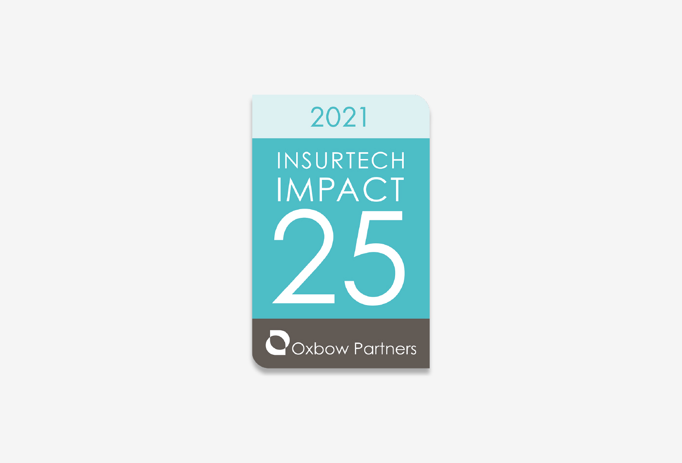 The Floow Featured in 2021's Oxbow Partners 'Insurtech Impact 25' Report