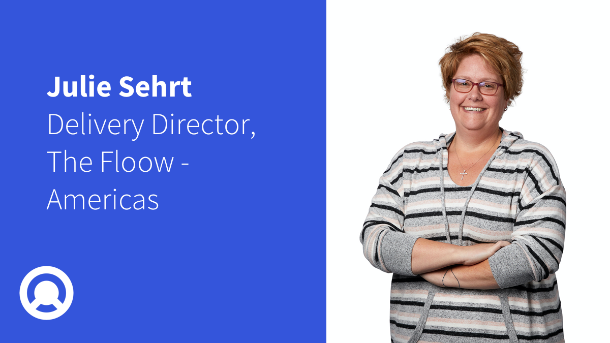 Julie Sehrt - Delivery Director - The Floow Americas