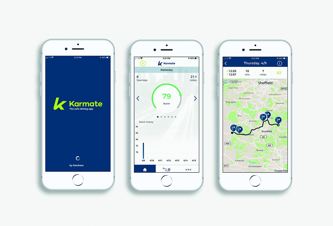 Karshare Release Karmate App, Using The Floow's FloowDrive Solution, as Part of Pioneering Project to Help Mobilise COVID-19 Workers