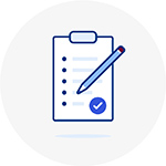 Product roadmap to do list icon