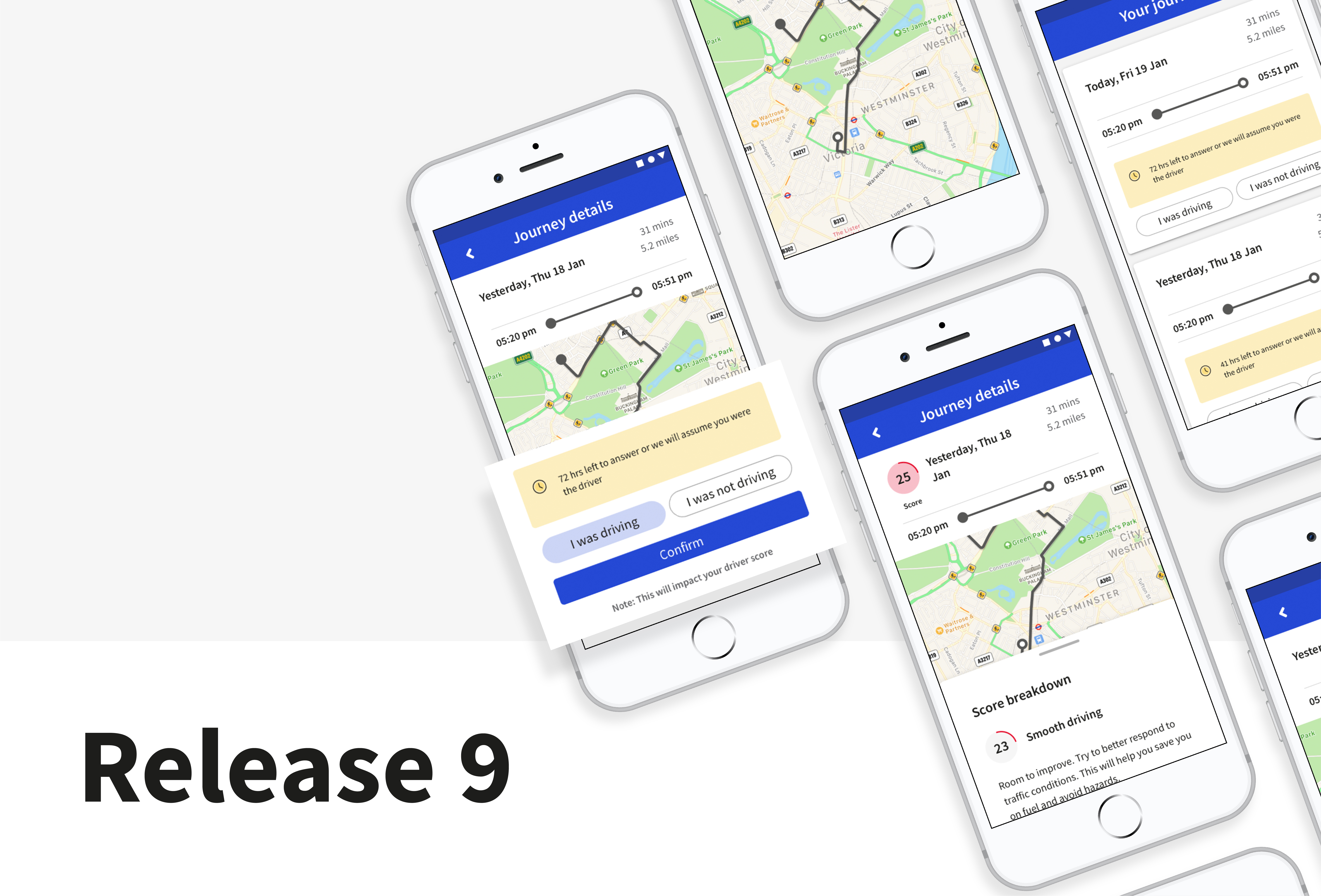 Product Release Notes: Release 9