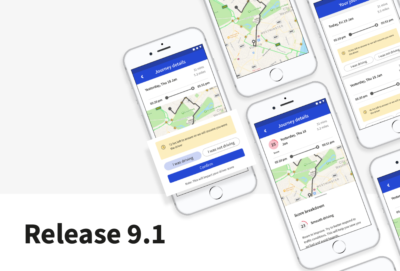 Product Release Notes: Release 9.1
