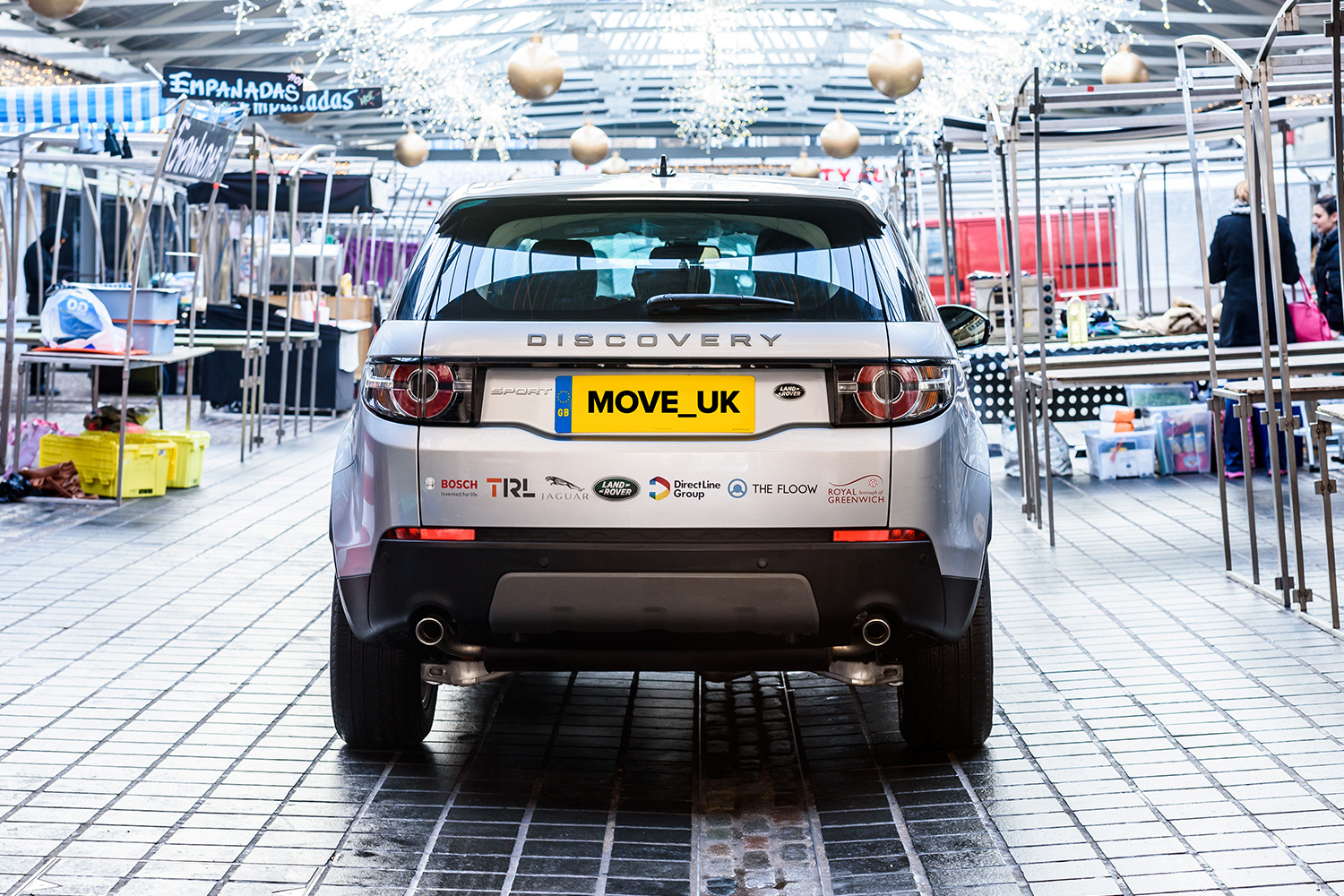 MOVE_UK: Consortium of Automotive Companies Win £5.5m Fund to Trial Driverless Cars on UK Roads