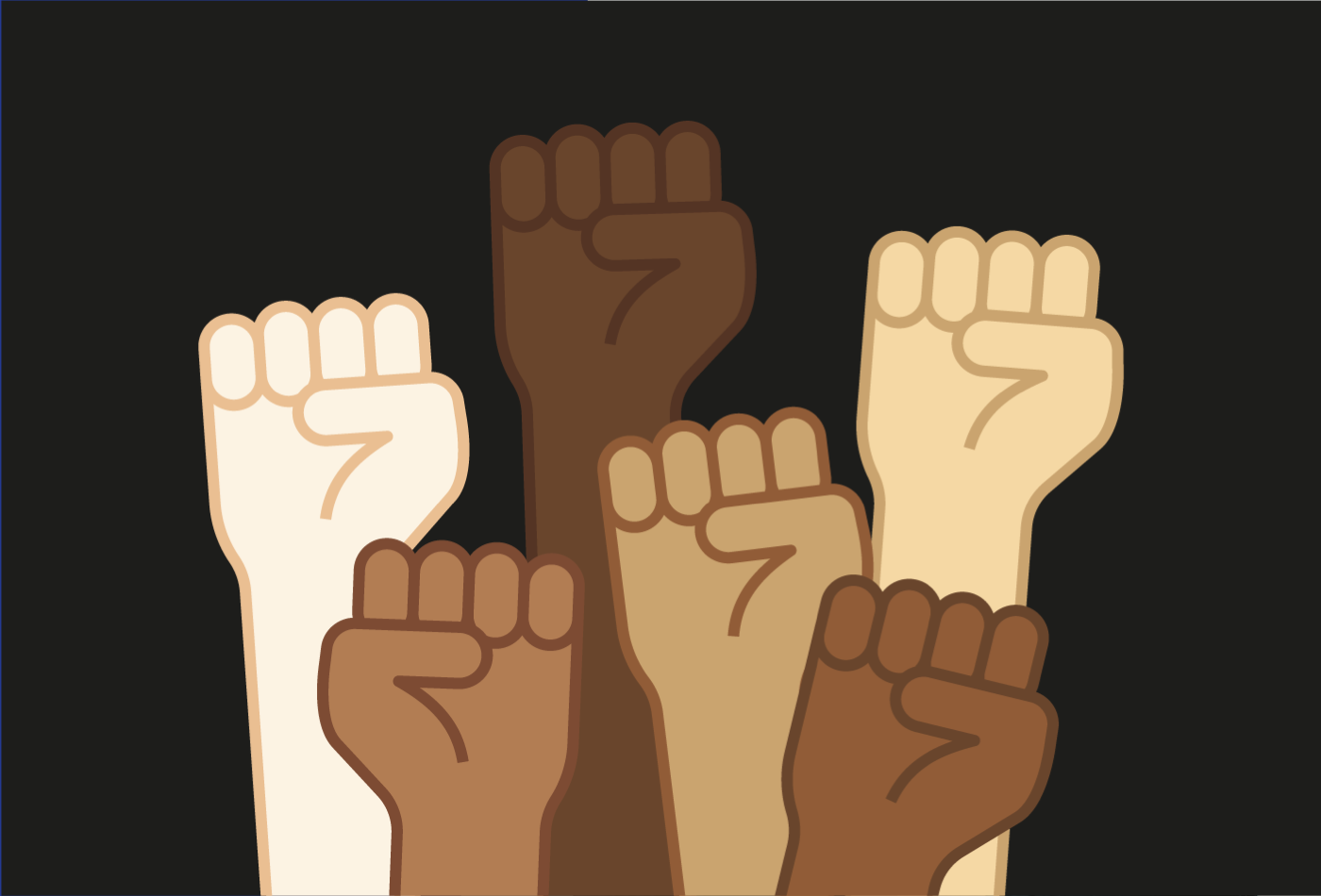 Racial Injustice: No-one Should Feel Alone