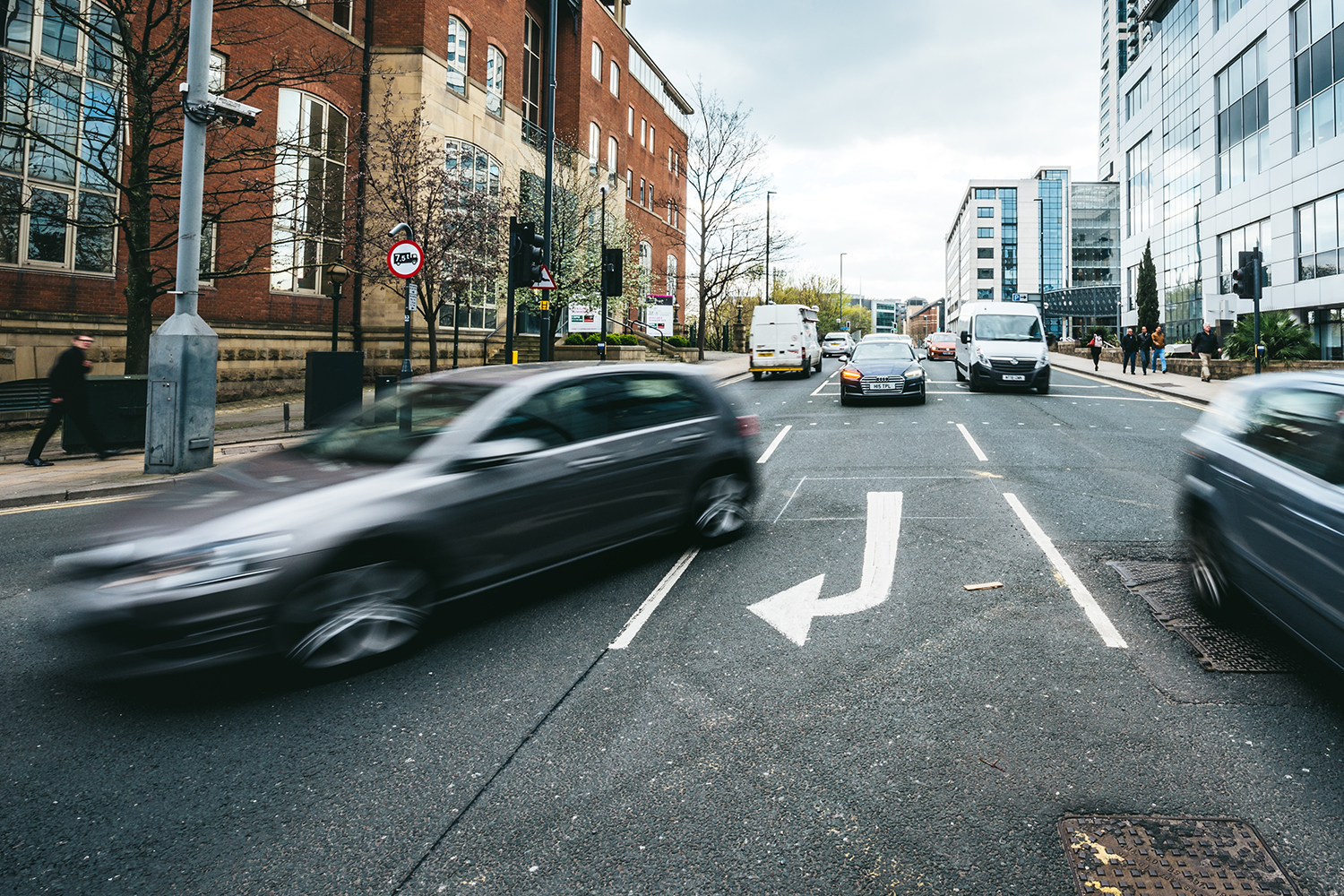 Keep to the Code: 3 Year Driving Study Shows Road Danger Caused by Unsafe Manoeuvres From Drivers 'Cutting In' at Speed