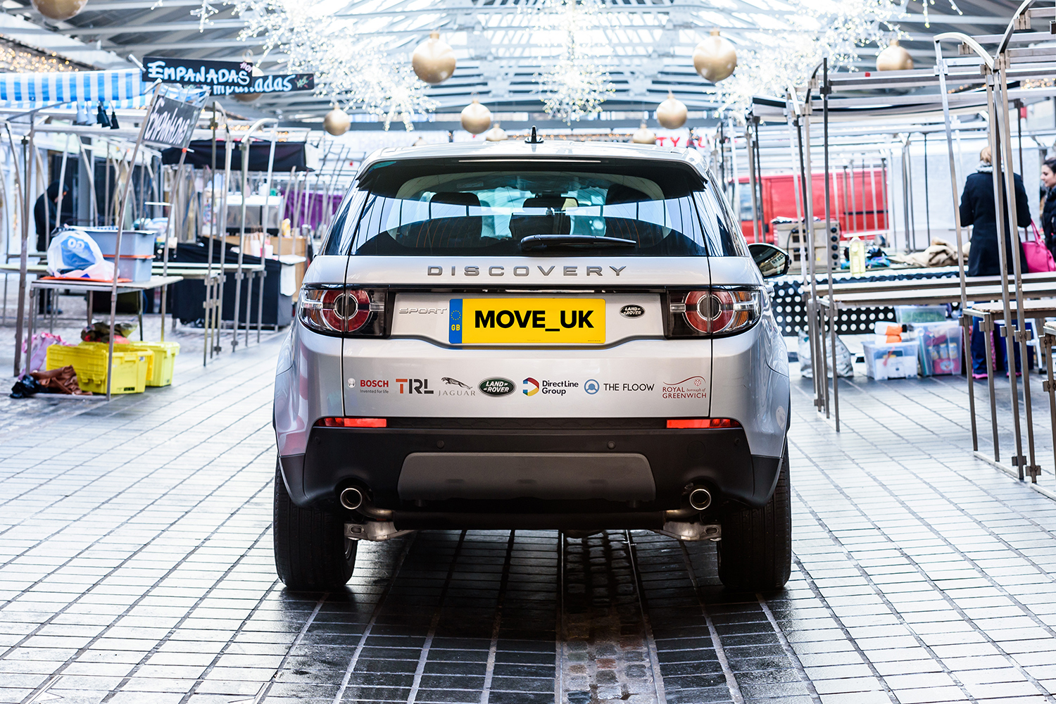 MOVE_UK: Collaborating for a Safe, Autonomous Future